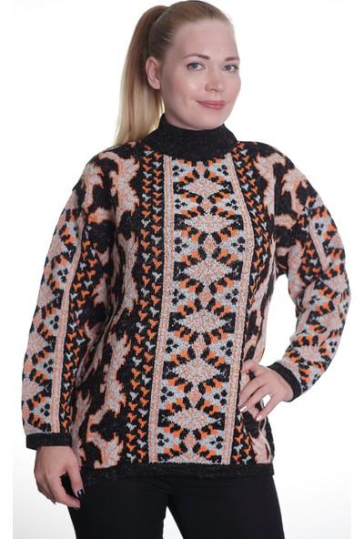 Hayri Kadın Triko Kazak 4100