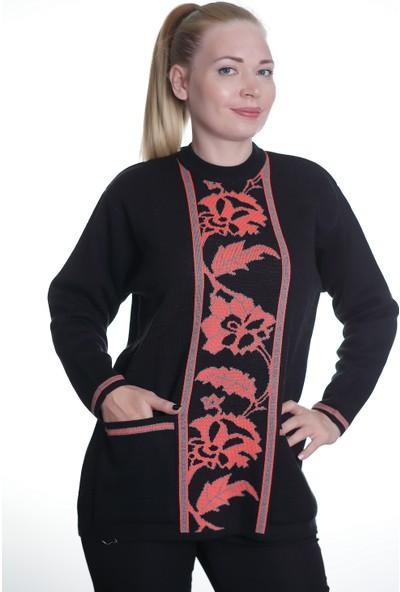 İlmik Kadın Kadın Triko Kazak 32