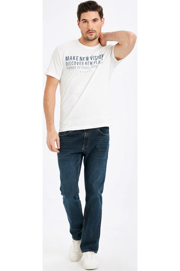 LC Waikiki Men's Straight Jeans Pants