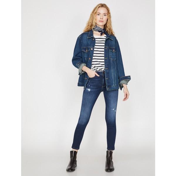 cd49f497a62b2 Koton Kadın Kate Jean Pantolon - 30 / 32 - Mavi Fiyatları ...