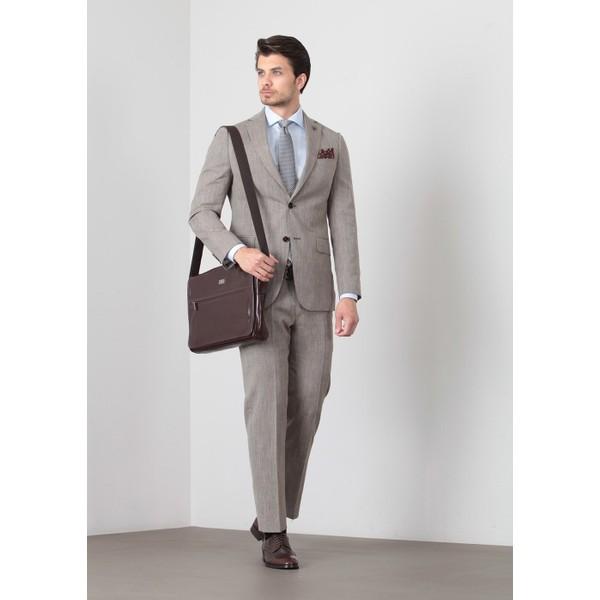 22765a67f7bc2 Ramsey Kareli Dokuma Takım Elbise - 50 - Açık Kahverengi Fiyatları ...
