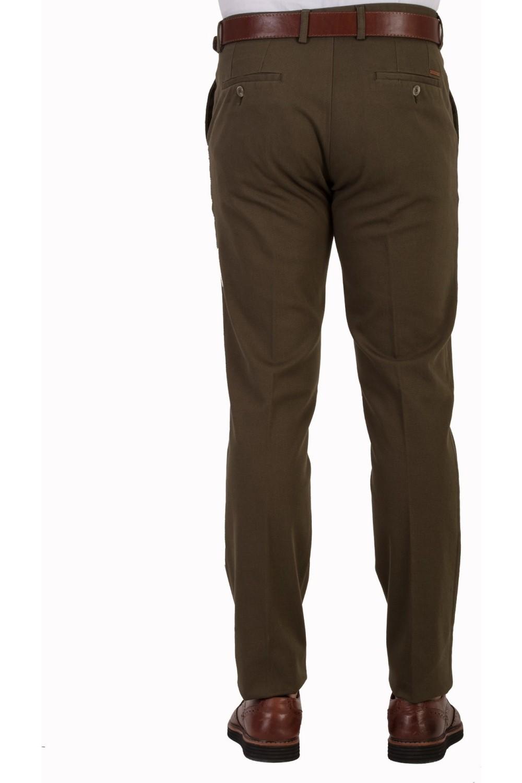 Morven Men's Solid Pants