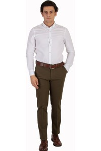 Morven Men's Solid Pants