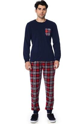 Roly Poly Erkek Pijama Takımı 2Li Uzun Kollu 1337