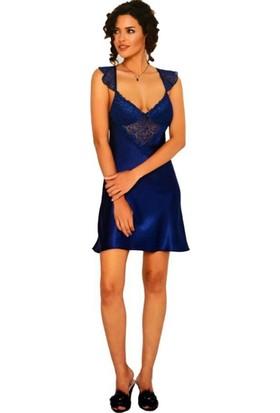 Pierre Cardin Mini Dantelli Tek Gecelik Elbise 635 Pudra
