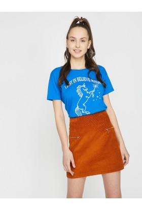 75ce671505114 Koton Kadın T-Shirt ve Modelleri - Hepsiburada.com