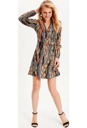 758eaaa31d8f6 Kahverengi Günlük Elbise Modelleri ve Fiyatları & Satın Al