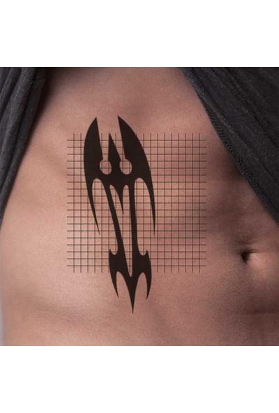 Tatfast Tribal 2429 Geçici Dövme - Flash Tattoo
