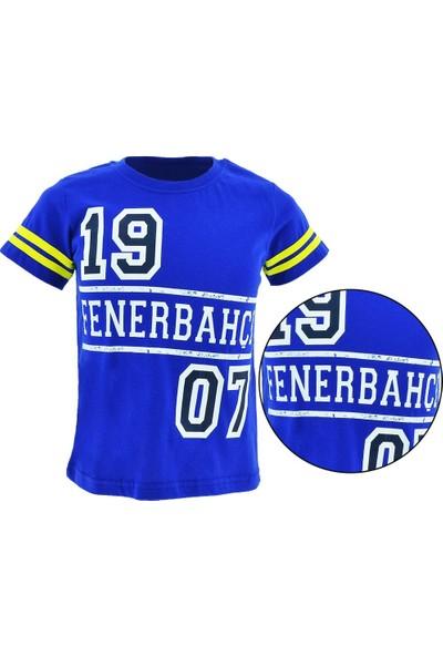 Fenerbahçe Lisanslı Erkek Çocuk Tişört 2-7 Yaş 5Y13
