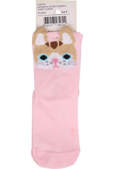 Katamino Desenli Çorap