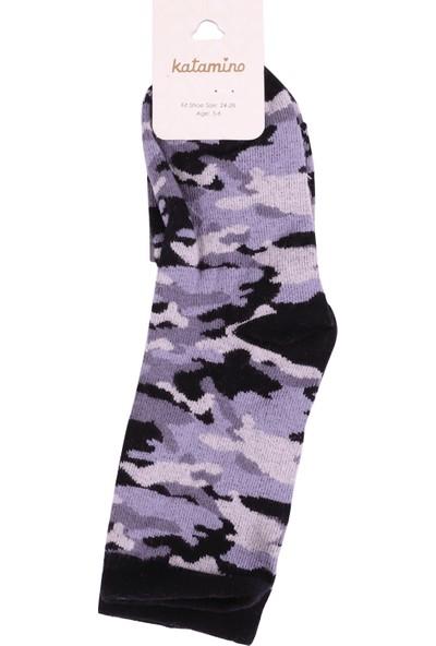 Katamino 349 Desenli Çorap