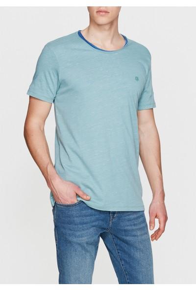 Mavi Erkek Tshirt