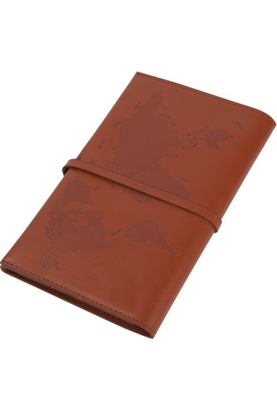 TK Collection Pasaport Kabı İpli Organizer