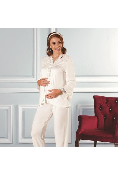 Pierre Cardin Lohusa Hamile Pijama Tk 3025