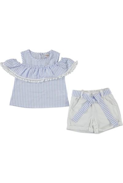 Dmb Kız Çocuk Takım Mavi