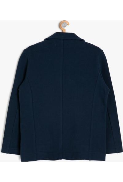 Koton Dügme Detaylı Ceket
