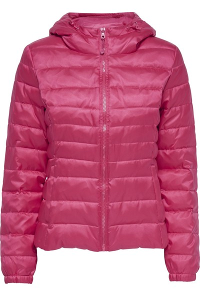 Only Mont Onltahoe Shimmer Hood 15156565-Pnk