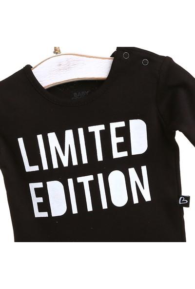Baby Corner Baby Black Limited Edition Uzun Kol Body