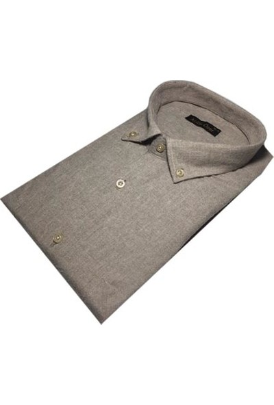 Atilla Özer Battal Kışlık Pamuk Erkek Gömlek