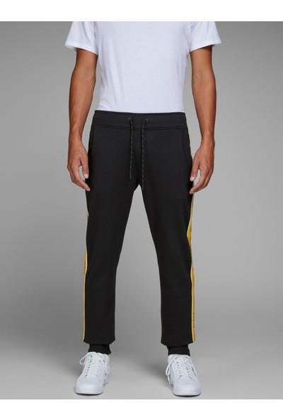 Jack & Jones 12145398 Jcovision Sweat Pants Siyah