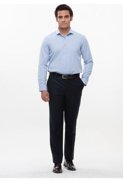 Morven Classic Pantolon Lacivert