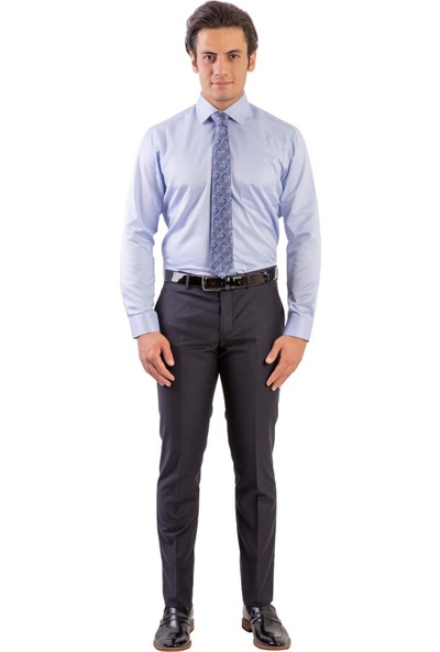Morven Basic Pantolon Lacivert
