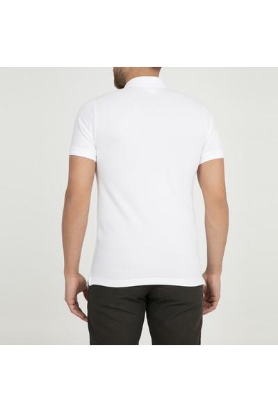 Lacoste Erkek T Shirt Ph4012 001