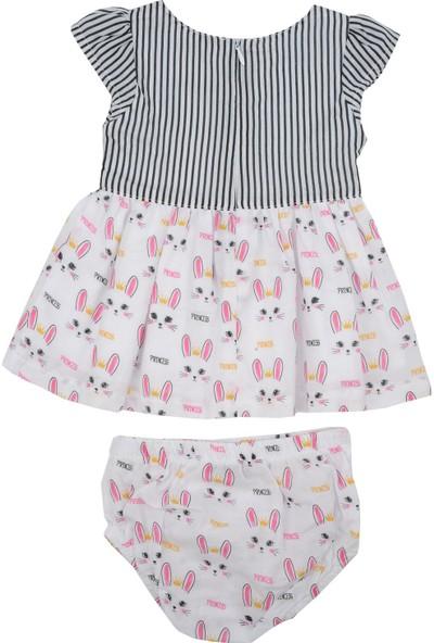 Zeyland Kız Çocuk Elbise+Kilot