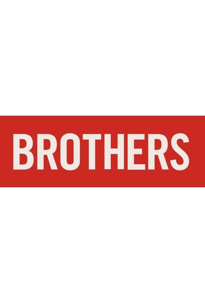 Brothers 12'li Bordo Bambu Erkek Çorap CRP46