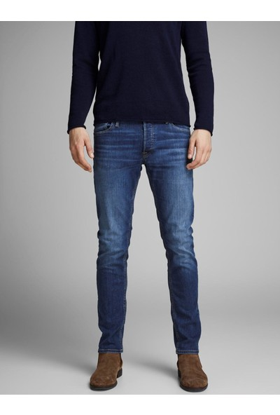 Jack & Jones Erkek Jean Pantolon Glenn Slim 12152347