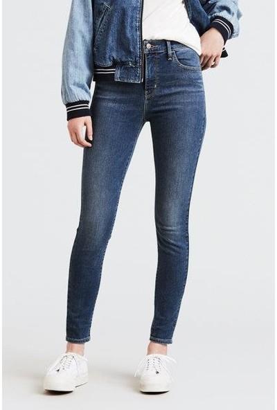 Levi's Kadın Jean Pantolon 720 High Rise Super Skinny 52797-0018