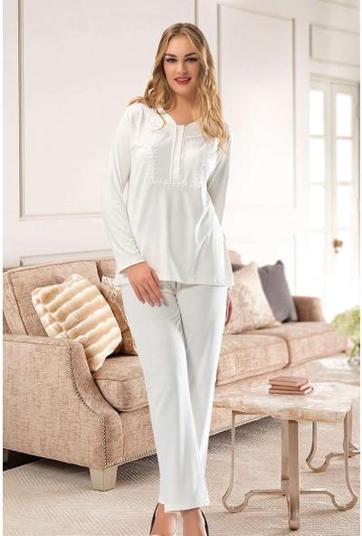 Sistina Kadın Penye Pijama Takımı
