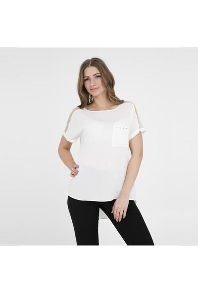 Ekol Bluz Kadın Bluz 0233084