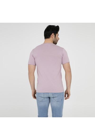 Five Pocket 5 Jeans Erkek T Shirt 8032
