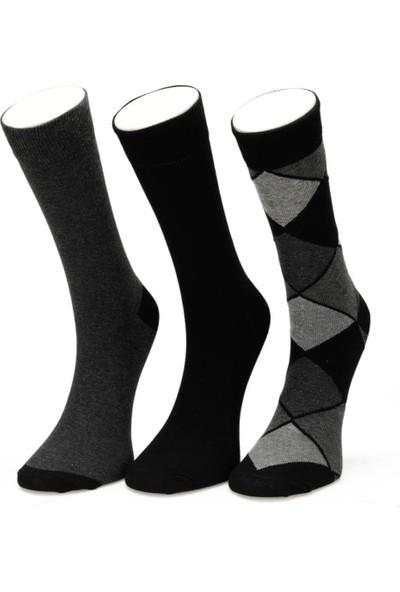 Garamond Shape 3 Lu Skt-M S Erkek Soket Çorap