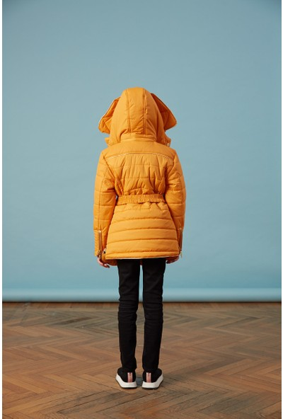 Men Anorak 2108 - Orta Boy Kız Mont