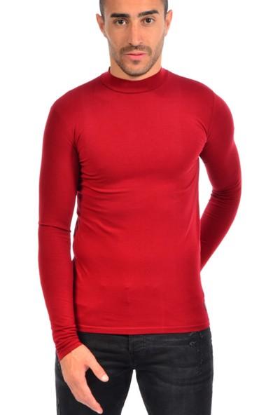 Dies Erkek Yarım Balıkçı Sweatshirt