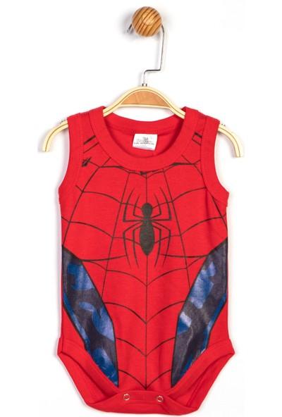 Spiderman Bebek Askılı Body 14050