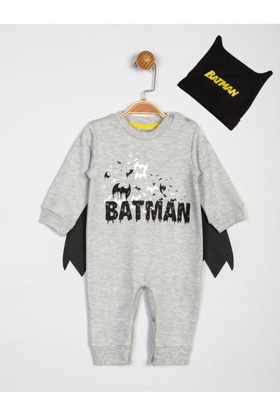 Batman Pelerinli Tulum ve Şapka 13995