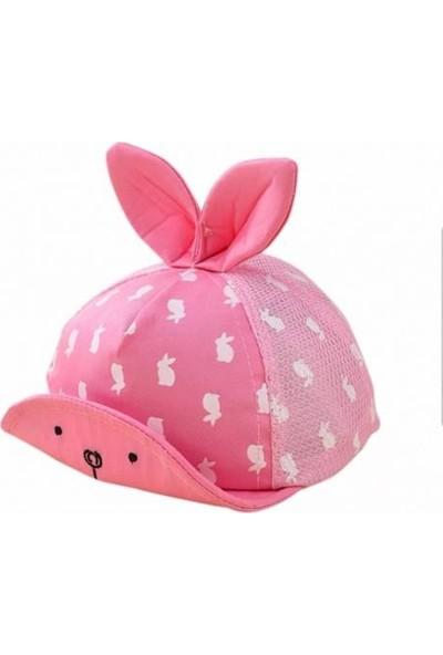 2Mstore İlkbahar/Yaz Bebek Şapka Pembe