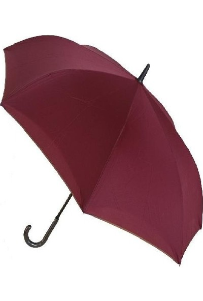 Rubenis El17K Çift Kumaş Kadın Baston Şemsiye