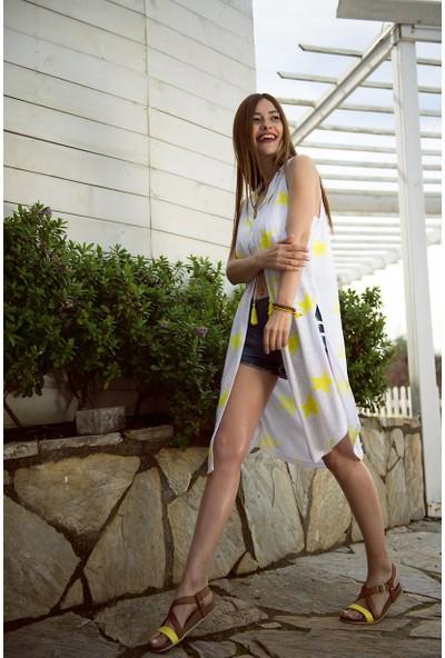 My Summer Blue Cyrpus Yelek