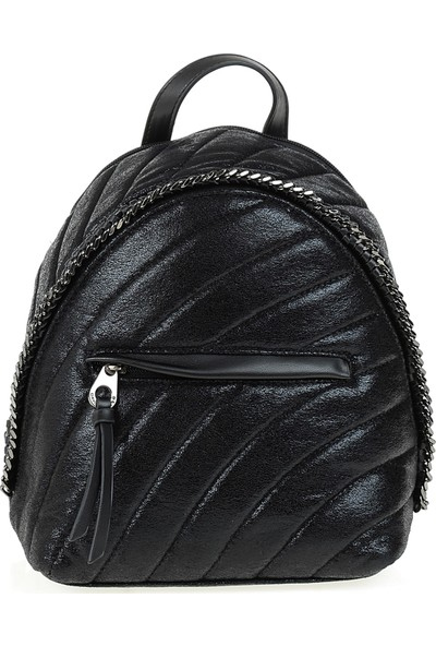 David Jones Kadın Sırt Çanta Siyah