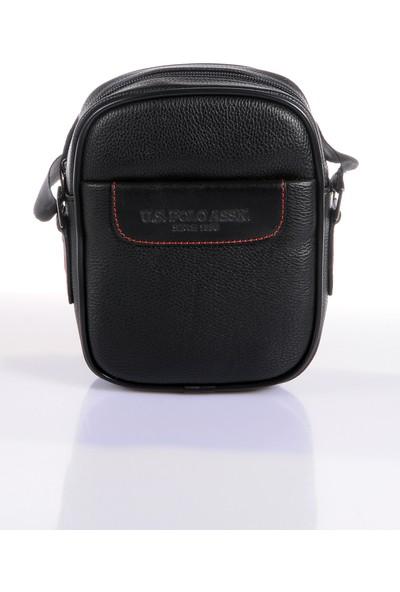 U.S. Polo Assn. Çapraz Çanta Plevr8440 Siyah