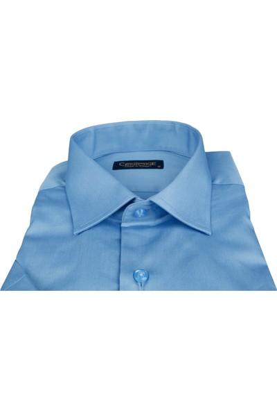 Centone Yazlık Dar Kalıp Gömlek 16-0148