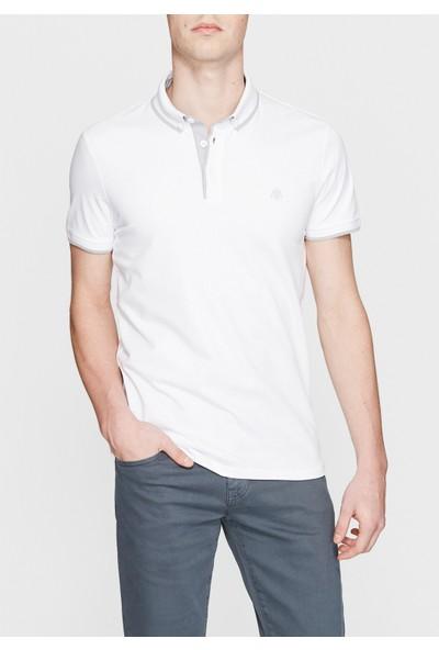 Beyaz Polo Tişört 062373-27879