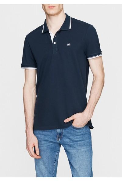 Mavi Lacivert Polo T-Shirt