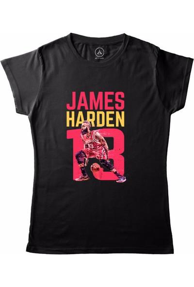 Art T-Shirt Harden Kadın T-Shirt
