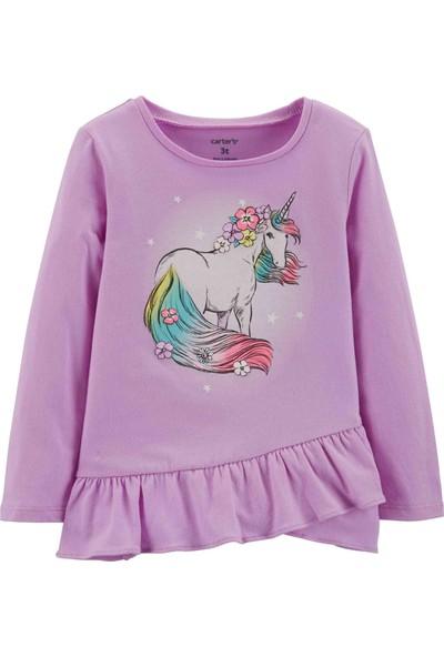 Carter's Küçük Kız Çocuk T-Shirt - Pw 253I110