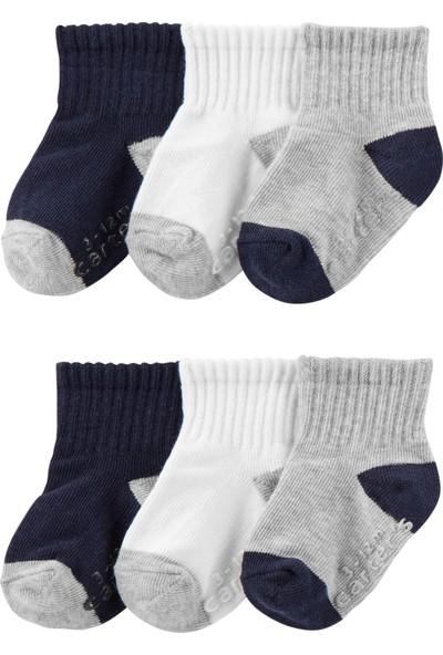 Carter's Bebek 6'lı Çorap Cr03174